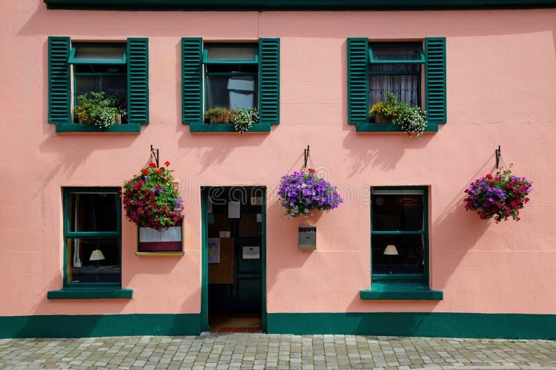 Pub irlandais photo stock