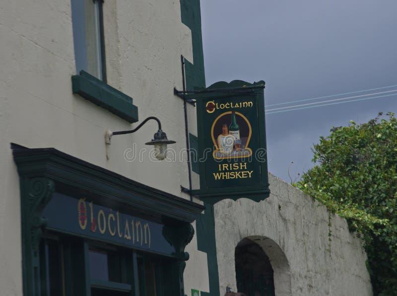 Pub locale fotografia stock