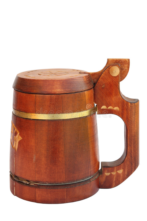 Pub mug royalty free stock photos