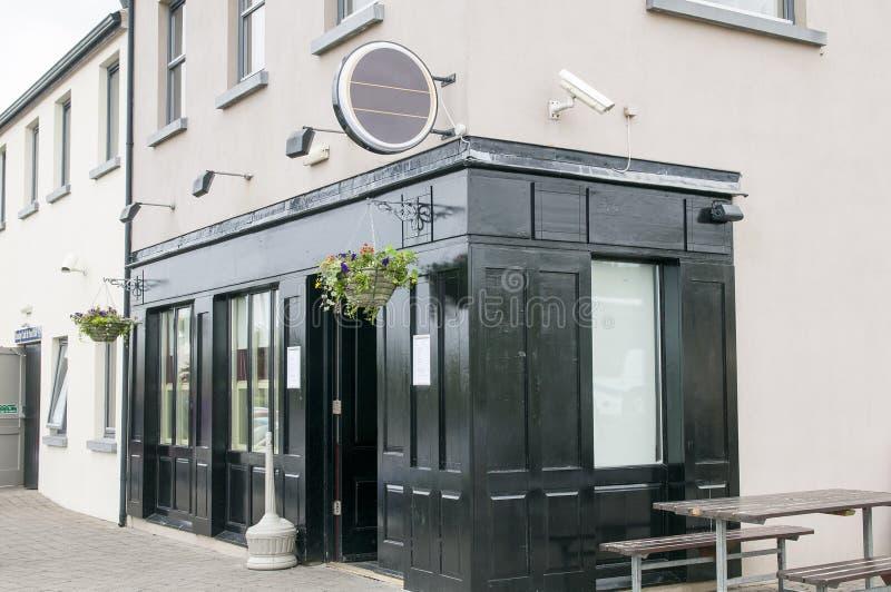 Pub o locanda irlandese fotografie stock
