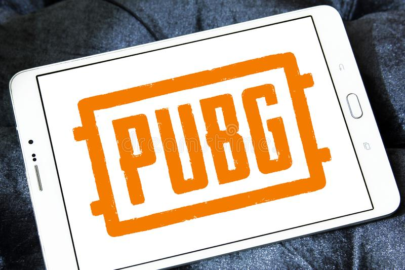 PUBG, πεδία μάχης PlayerUnknown, παιχνίδι στοκ εικόνες με δικαίωμα ελεύθερης χρήσης