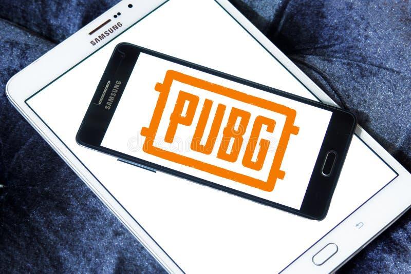 PUBG, πεδία μάχης PlayerUnknown, παιχνίδι στοκ φωτογραφίες