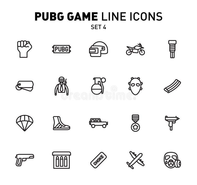 Pubg Stock Illustrations – 109 Pubg Stock Illustrations, Vectors
