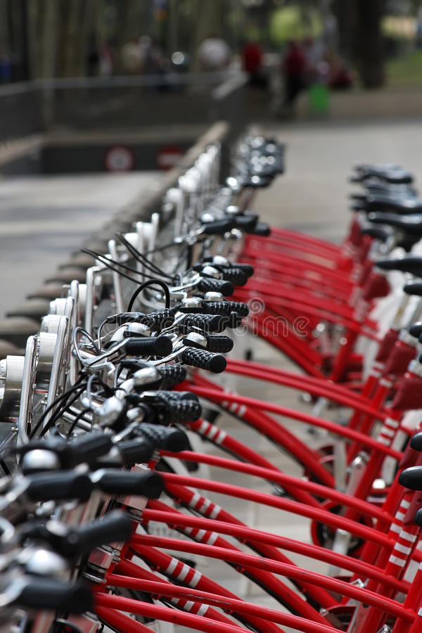Download Public bicycles stock photo. Image of drive, cycle, energy - 15787390