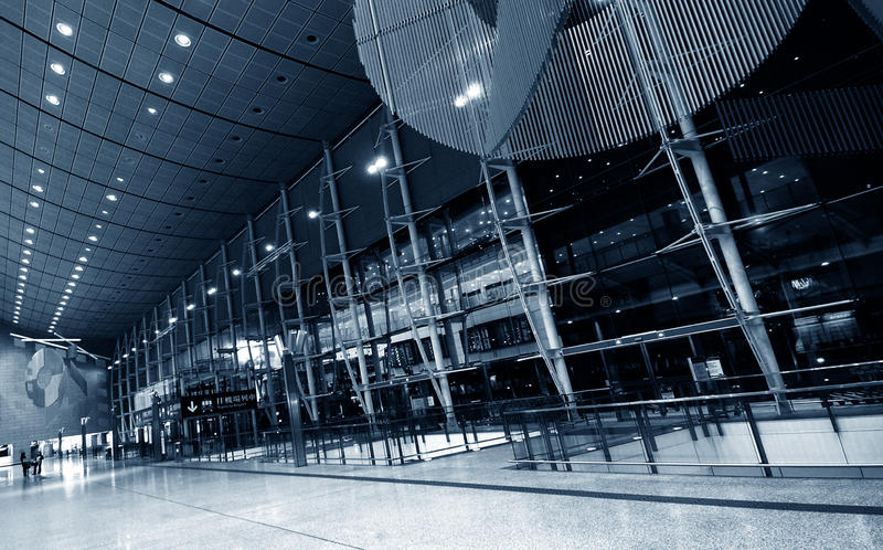 Download Public Concourse stock photo. Image of city, airline - 16893466