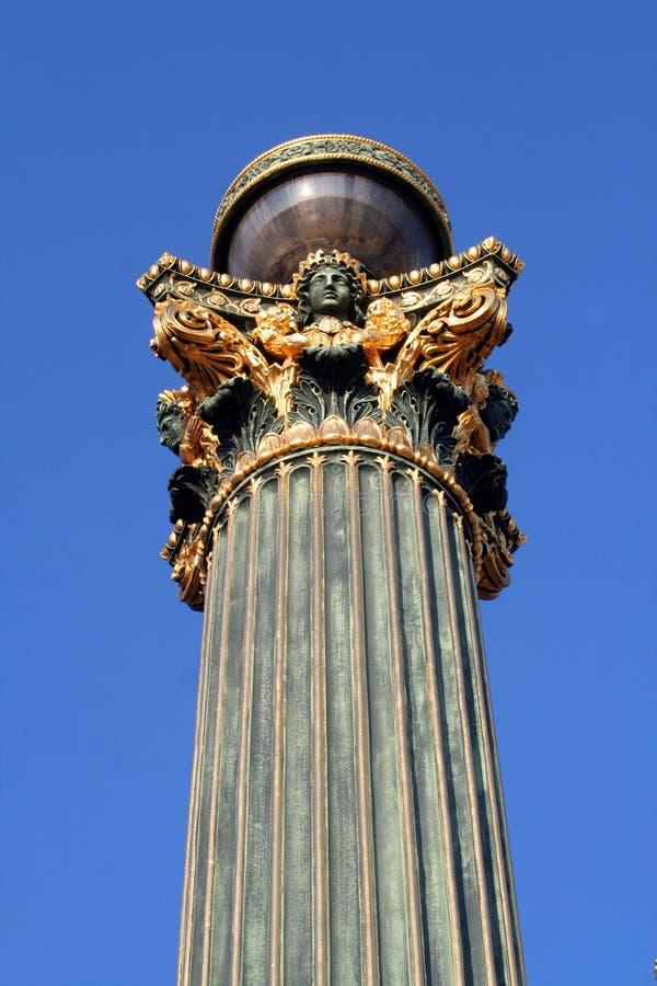 Download Public light top stock image. Image of tourism, public - 953765