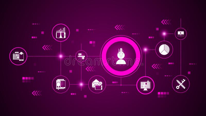 public opinion icon. From Digital Marketing, Promotion set vector illustration