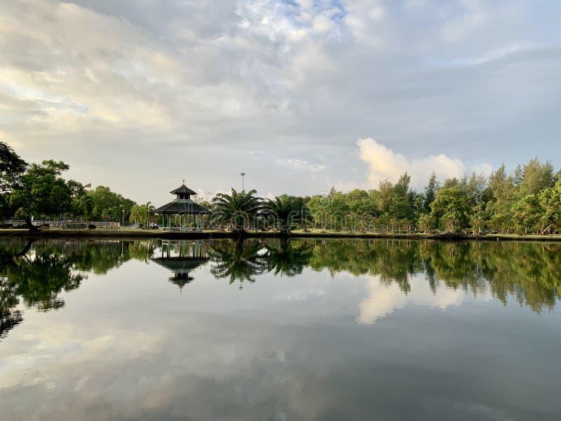 Public park in Thailand. Parks in Thailand (Photos) stock photos