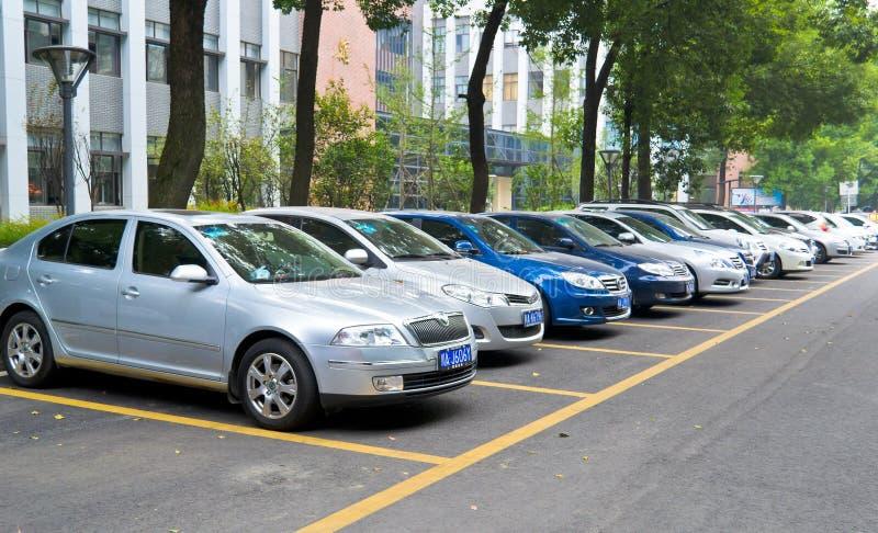 Download Public parking editorial image. Image of parking, university - 21929045
