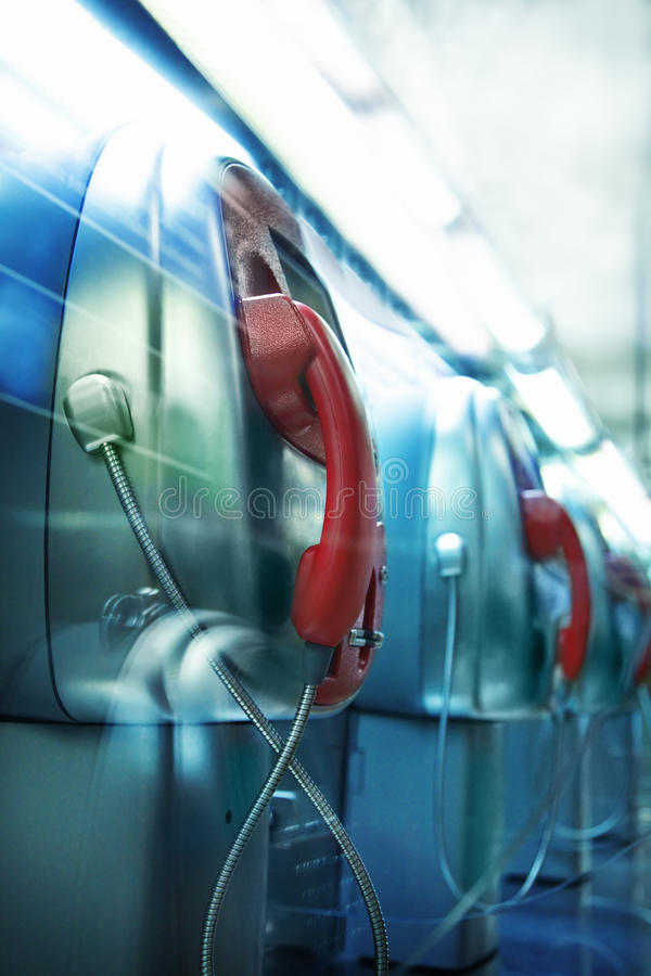Free Public Phone Royalty Free Stock Photography - 11720057