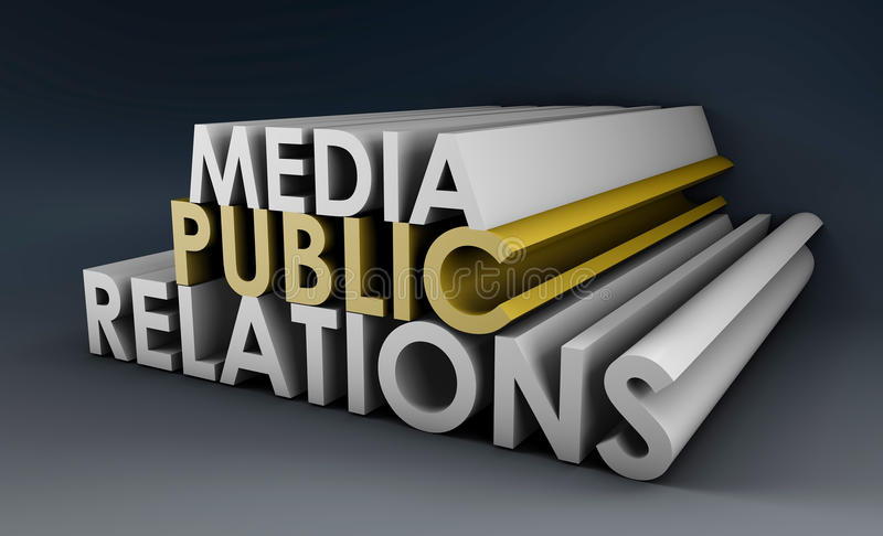 Download Public Relations stock illustration. Image of campaign - 19902360
