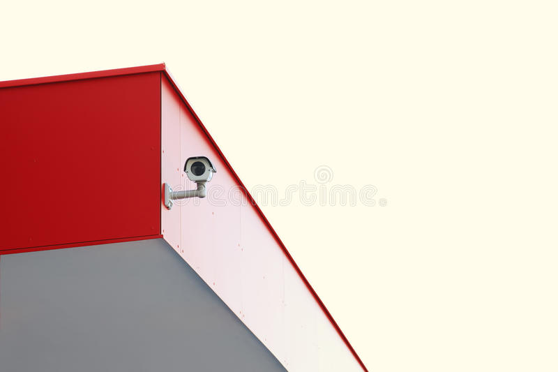 Download Public security camera stock photo. Image of security - 27085502