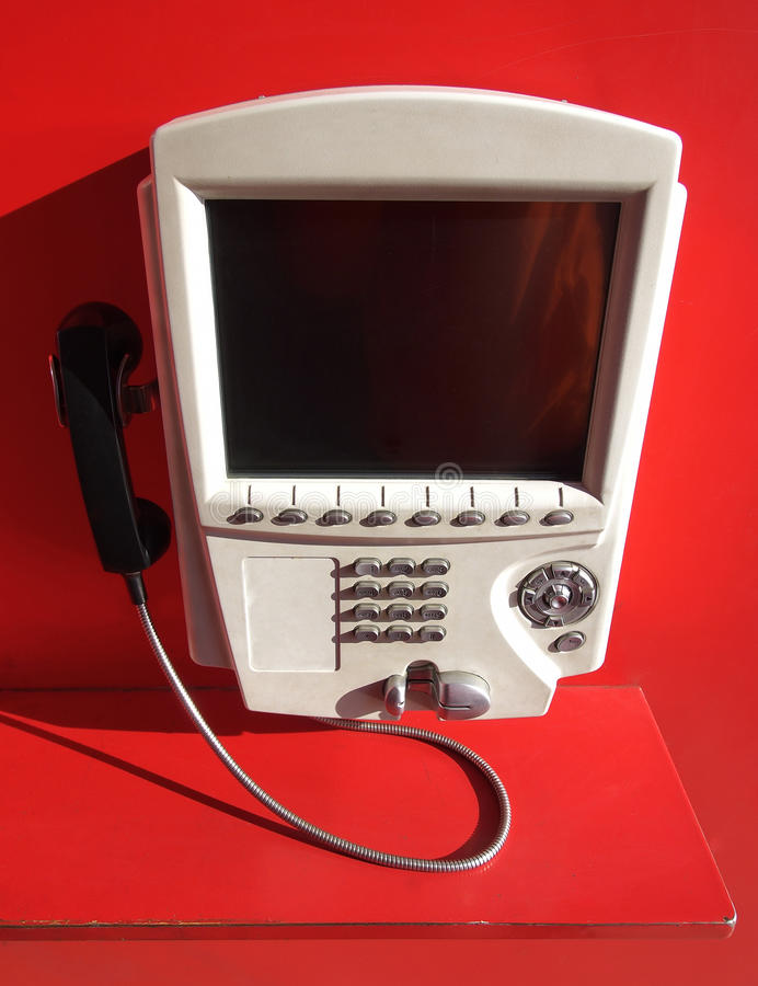Download Public Telephone Royalty Free Stock Photos - Image: 21240988