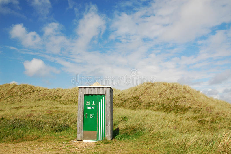 Download Public Toilet stock photo. Image of public, travel, dune - 10606066