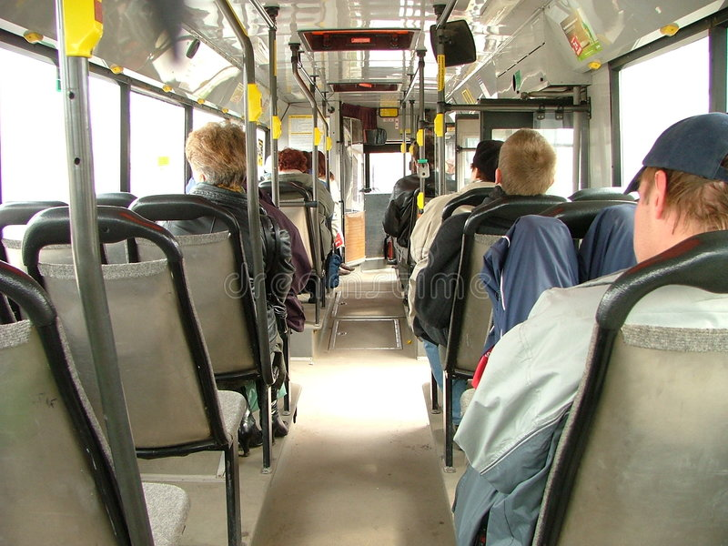 Download Public transport stock photo. Image of rear, mobile, human - 136468