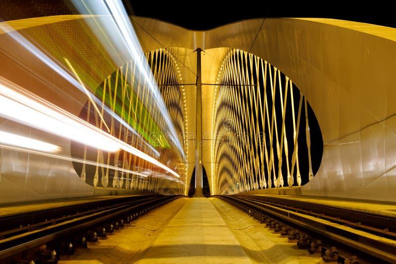 Download Public Transport On Troja Bridge In Prague Stock Photo - Image: 51226335