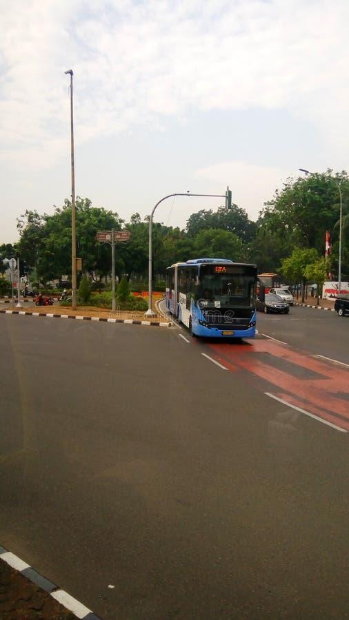 Public Transportation royalty free stock photos
