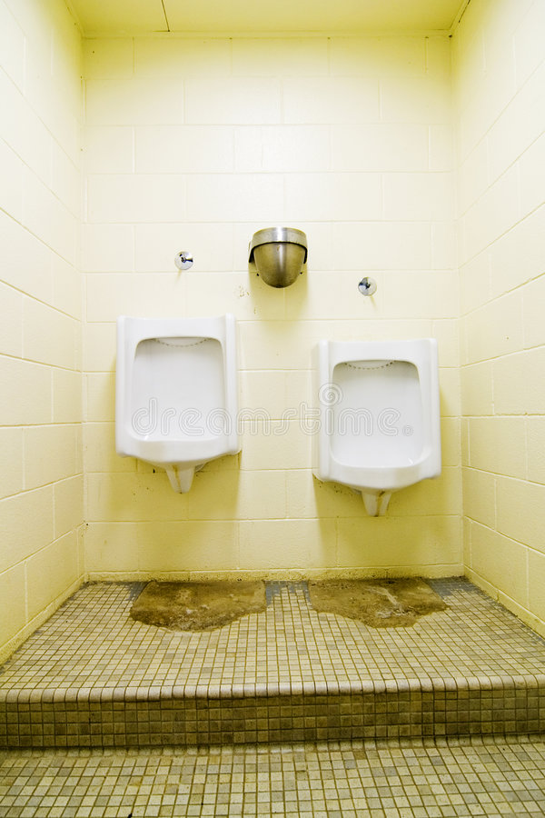 Free Public Urinal Royalty Free Stock Image - 365326