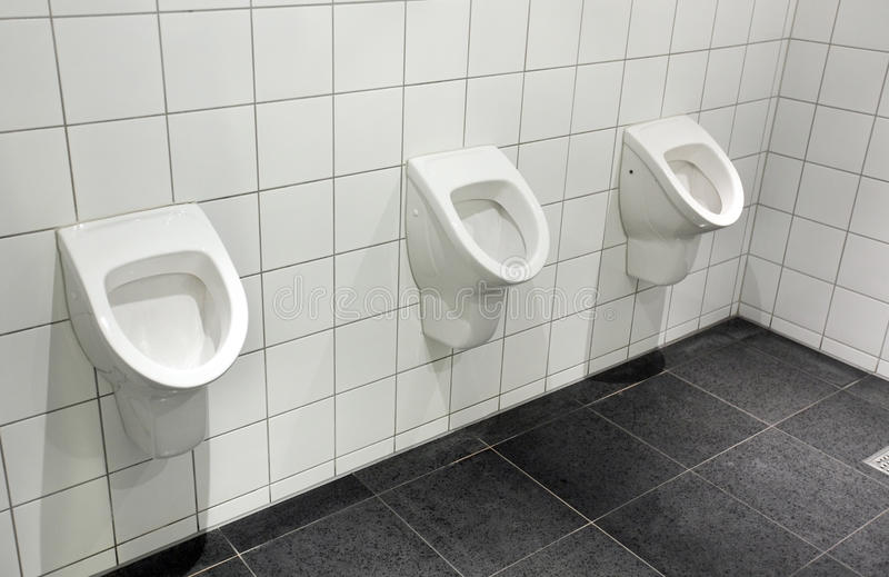 Download Public Urinal - Men's Room Royalty Free Stock Photos - Image: 27795268