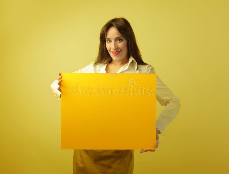 Publicidad imágenes de archivo libres de regalías