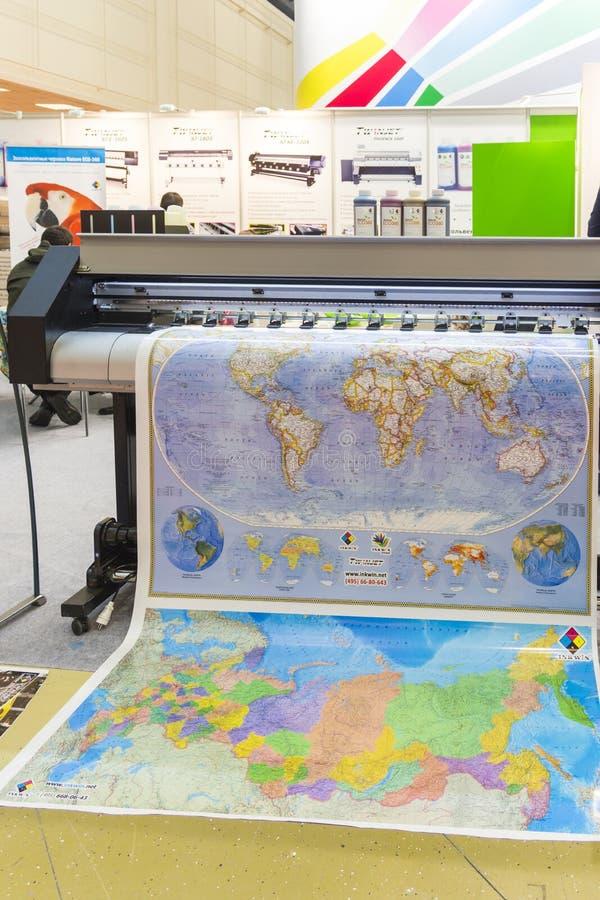 Publicidad internacional del comercio justo imagen de archivo