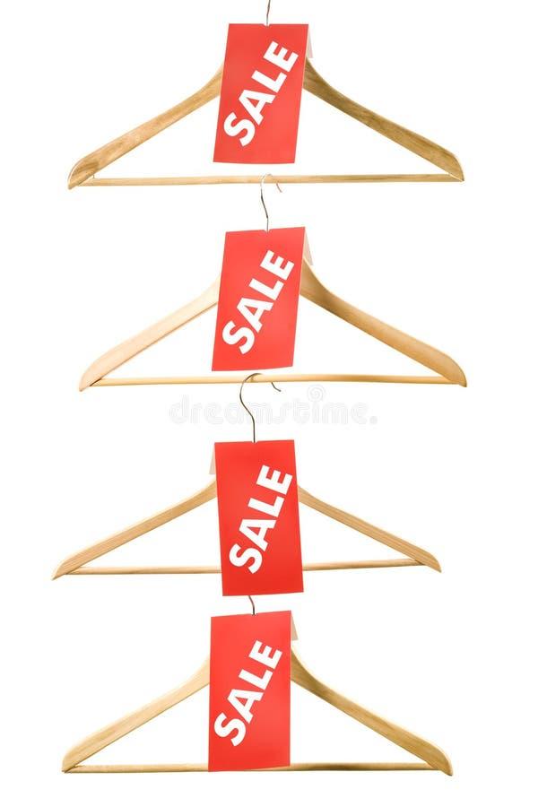 Publicité de vente images libres de droits