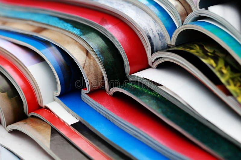Publikationen stockbilder