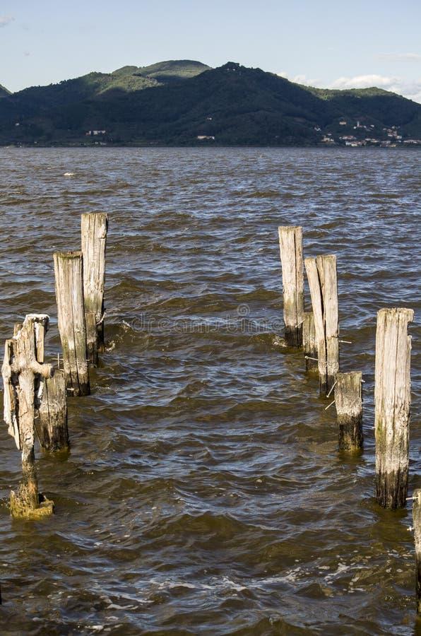 Puccini ` s jezioro obrazy royalty free