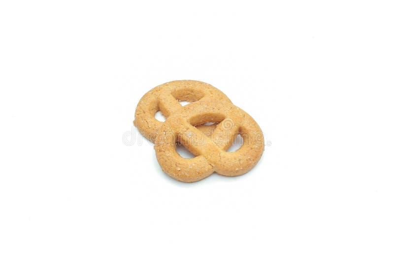 Puce de biscuit et biscuit de sucre photographie stock