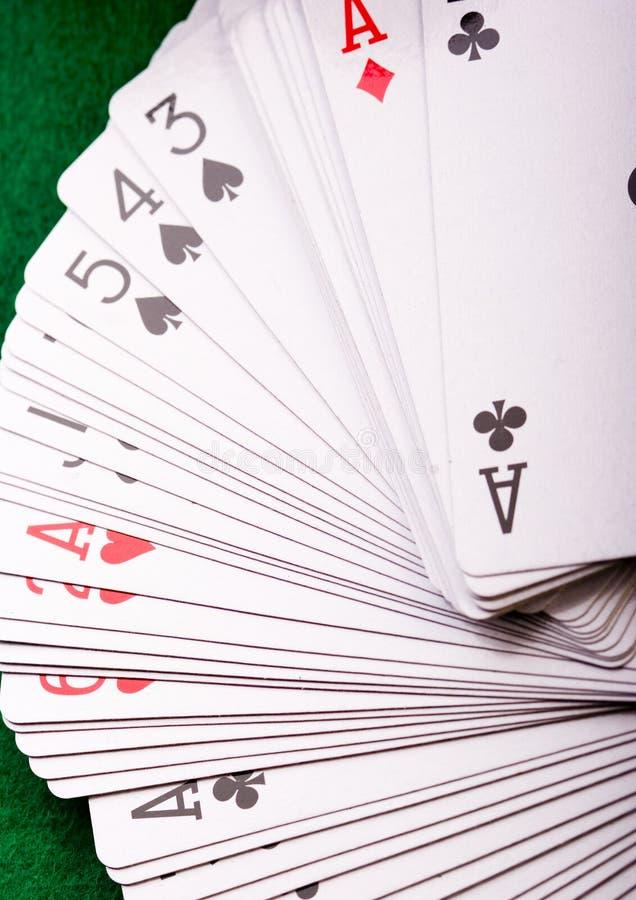 Puces et casino photos libres de droits