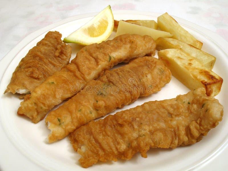 Puces irlandaises des nourriture poissons n image stock for Nourriture a poisson