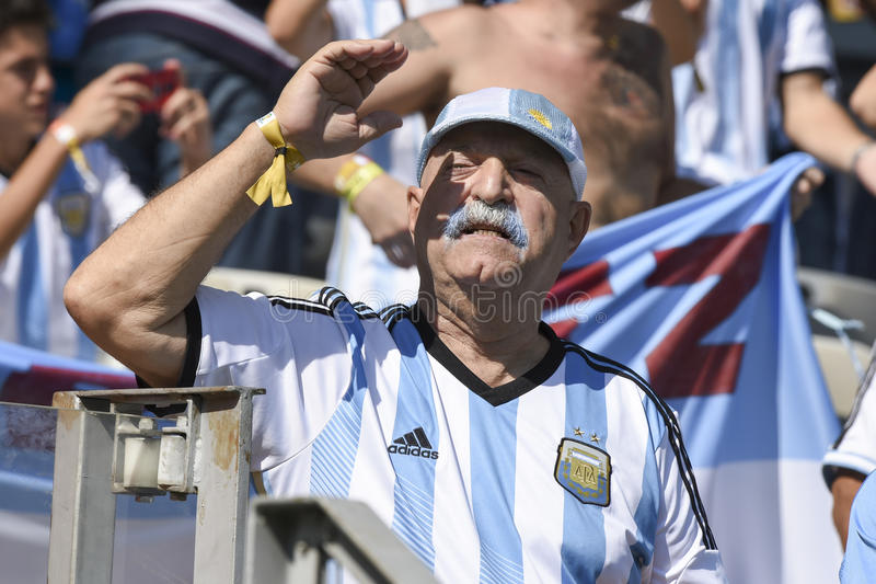 Puchar Świata 2014 - Brazylia obrazy royalty free