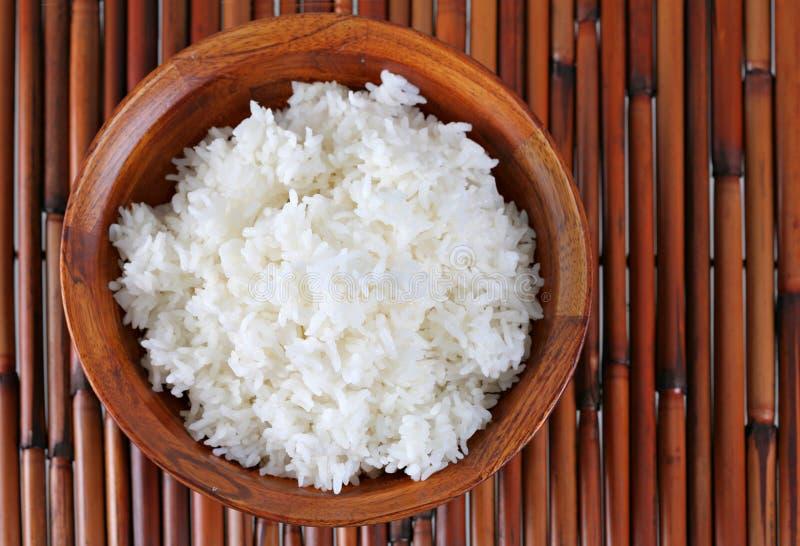 puchar gotujący ryż obrazy royalty free