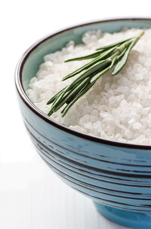 Download Puchar morze sól zdjęcie stock. Obraz złożonej z błękitny - 28956128