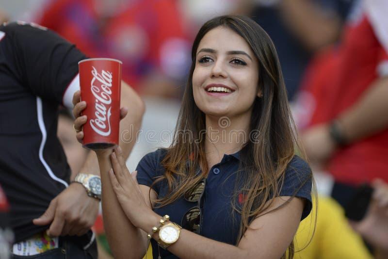 Download Puchar Świata 2014 obraz stock editorial. Obraz złożonej z stadium - 41950394