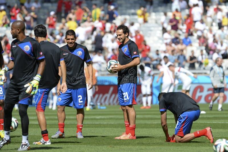 Download Puchar Świata 2014 zdjęcie editorial. Obraz złożonej z rica - 41950421