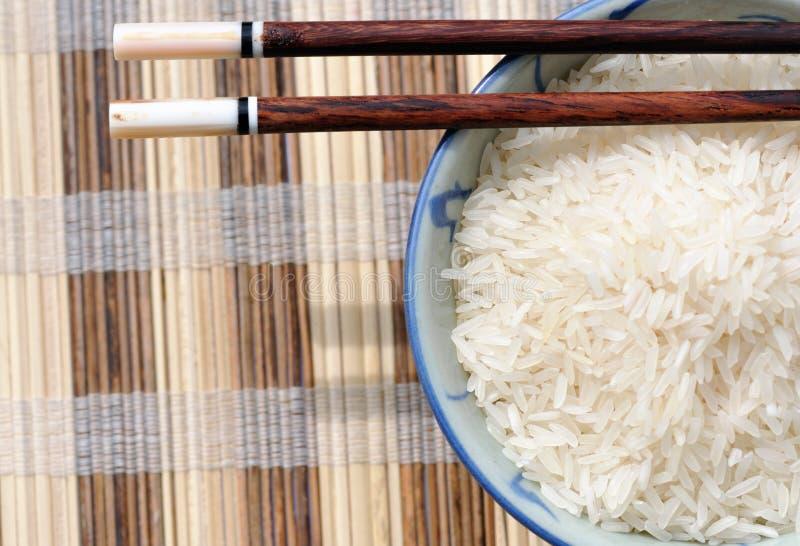 pucharu 2 ryżu zdjęcie royalty free