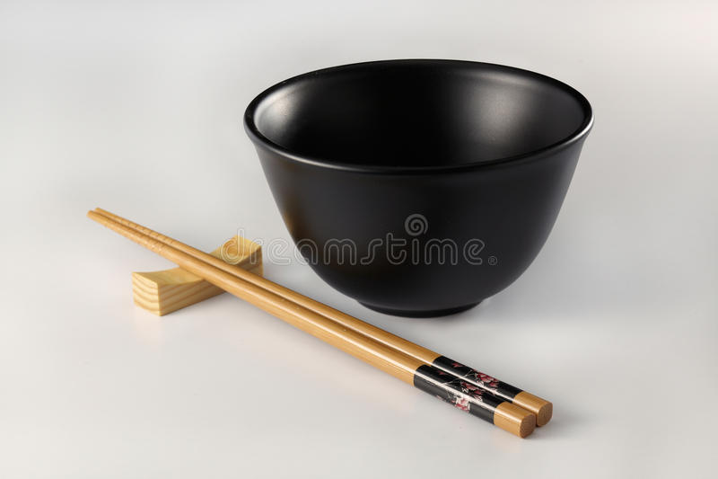 pucharu chopstick obrazy royalty free