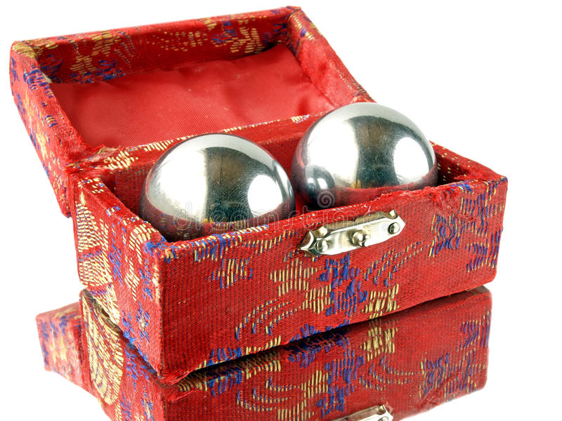 pucharu gong Qi zdjęcie royalty free