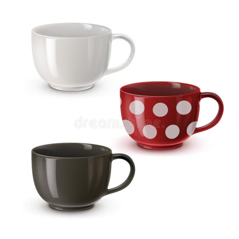 Puchary dla polewki ilustracji