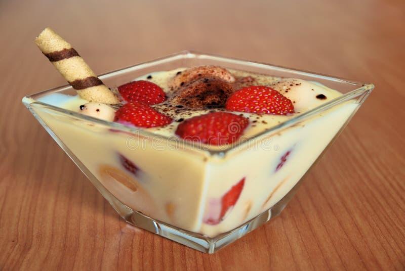 Download Pudding dessert stock image. Image of desert, pudding - 7716173