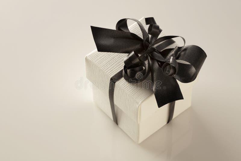 pudełek favours prezenta ślub fotografia royalty free