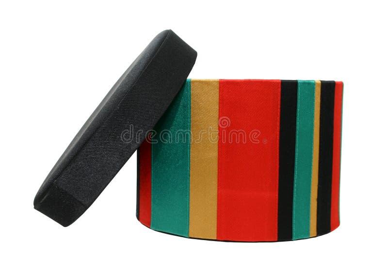 Download Pudełko ścinku ścieżek Kolorowe Pojedynczy White Zdjęcie Stock - Obraz złożonej z greenbacks, odosobniony: 46154