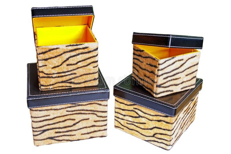 pudełko (1) prezent zdjęcie stock
