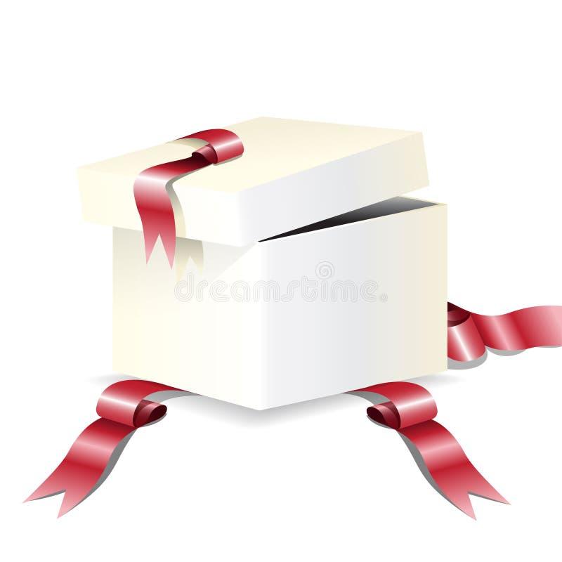pudełko royalty ilustracja