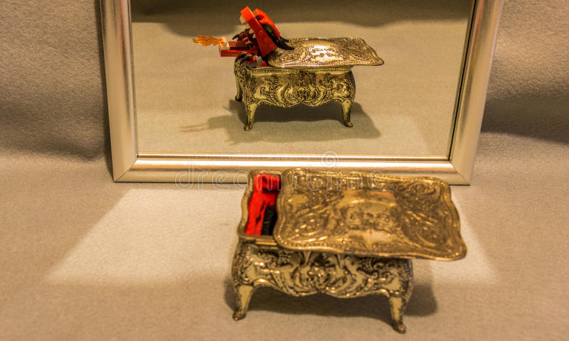 pudełko Pandory obrazy royalty free