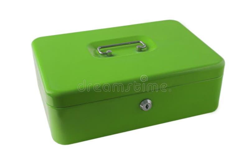 pudełkowata green fotografia stock