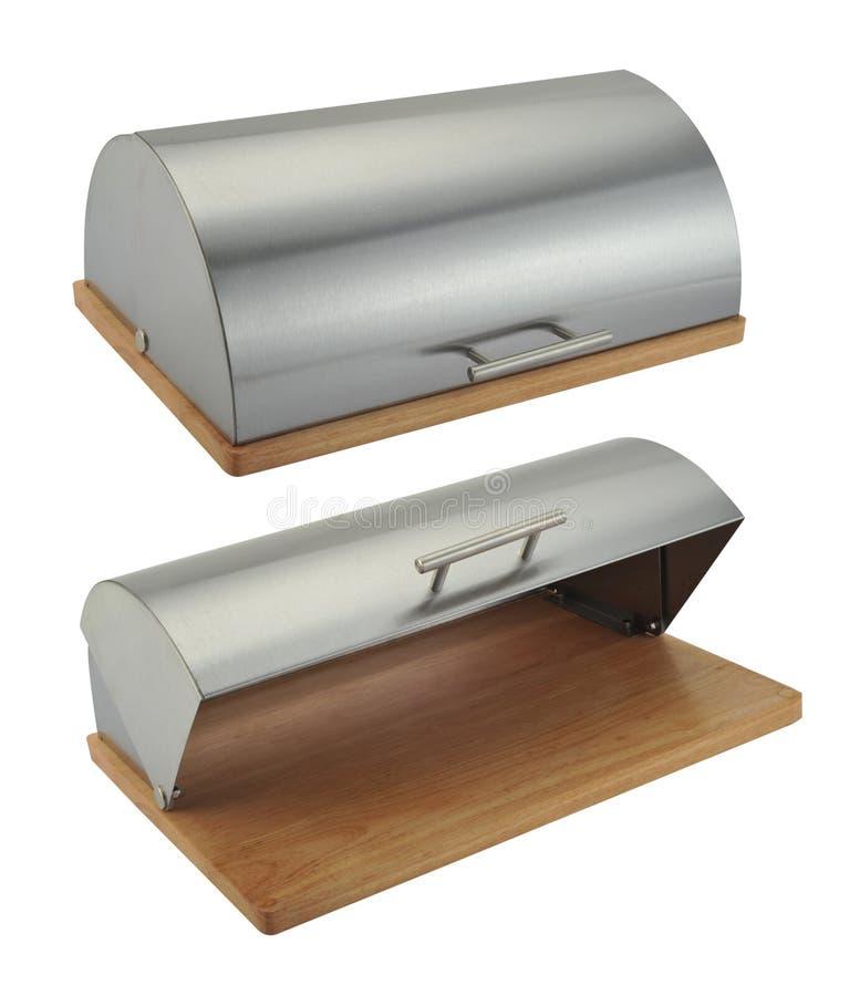 pudełkowaty chleb fotografia stock