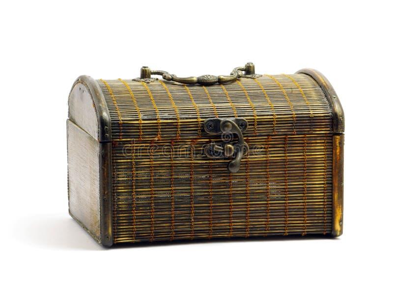 pudełkowaty drewniany zdjęcie royalty free