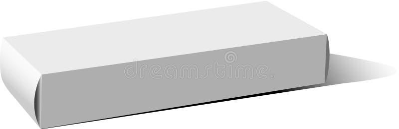 pudełkowaty mały ilustracji